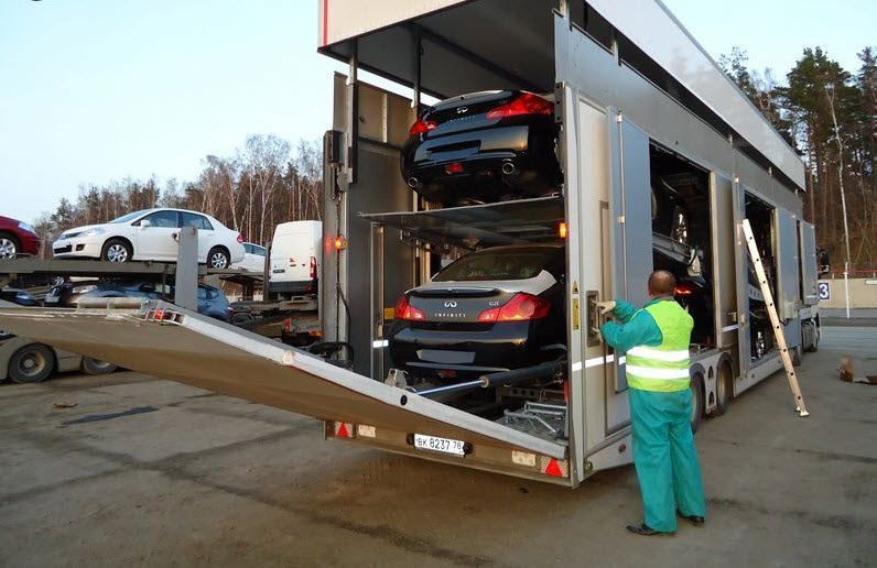 Enclosed auto transport- For luxury and high end vehicles – All Car Haulers